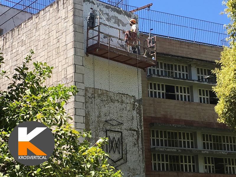 rehabilitacion fachadas edificios