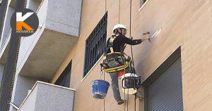 reparacion grietas fachadas sevilla